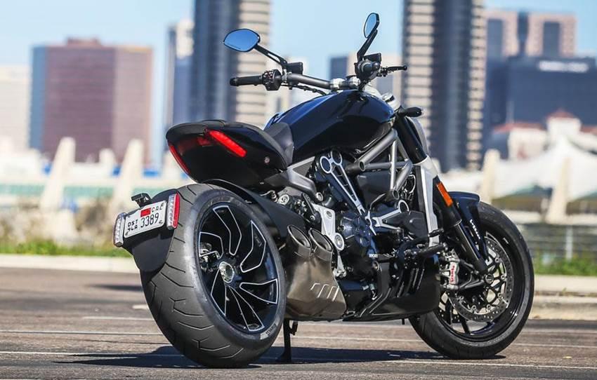 Ducati XDiavel S Bukan yang Pertama Bagi Ducati untuk Penghargaan Red Dot