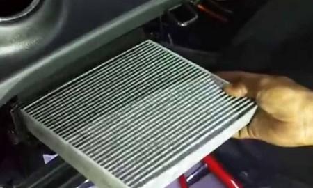 Tips Rawat Filter AC Biar Kabin Mobil Selalu Sejuk