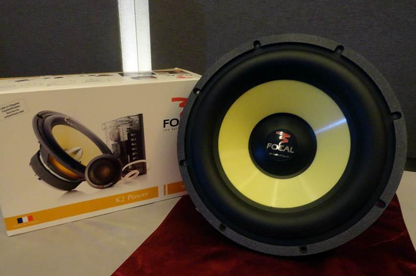 Focal K2 Power Speaker, Amplifier, dan Subwoofer Terbaru dari Focal