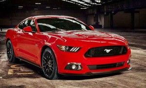 Ford Mustang 2016 Diam-Diam Masuk Indonesia