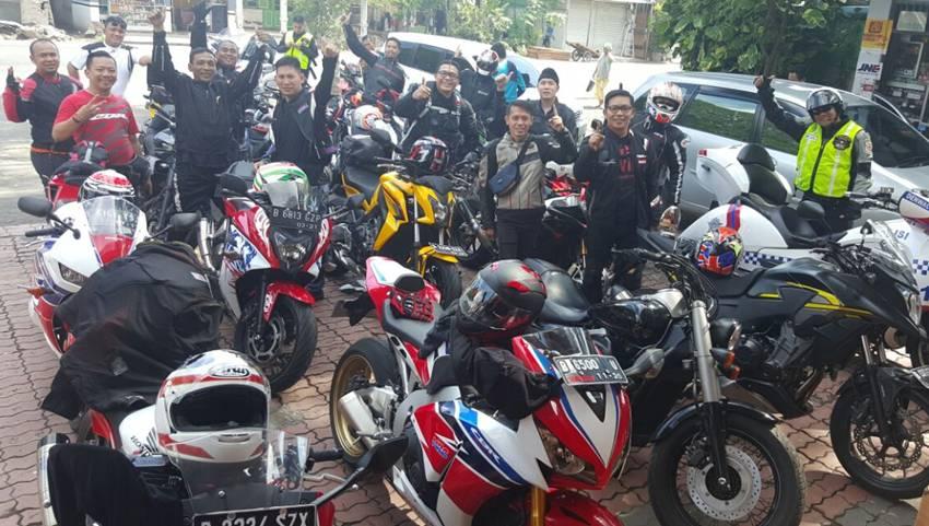 Start dari Malang ke Bali