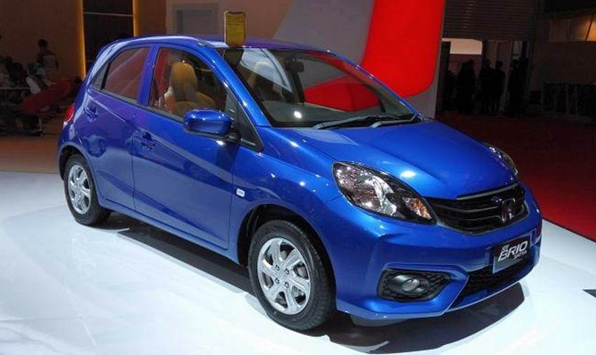 Honda Brio Satya Kini Pakai Transmisi CVT