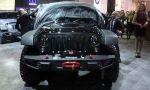 Jeep Wrangler Trainstorm Special Edition