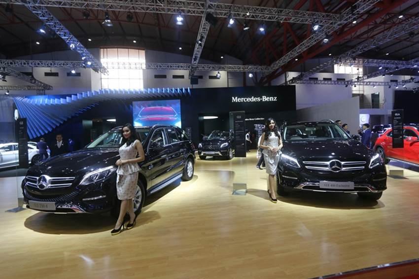 Mercedes-Benz di IIMS 2016