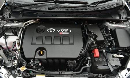 Mesin Toyota Sienta