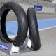 Dua Ban Motor Michelin