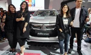Dian Sastro Pilih Mitsubishi Outlander