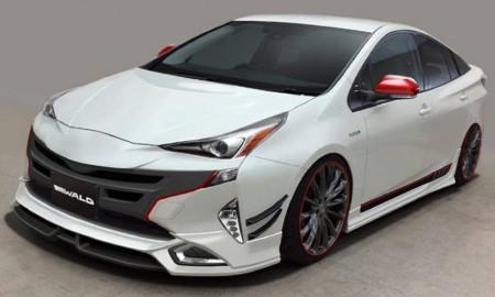 Modifikasi Toyota Prius