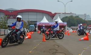 Wahana Gelar Kompetisi Safety Riding Antar SMK