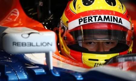Rio Akui Makin Menyatu dengan MRT05 Manor Racing
