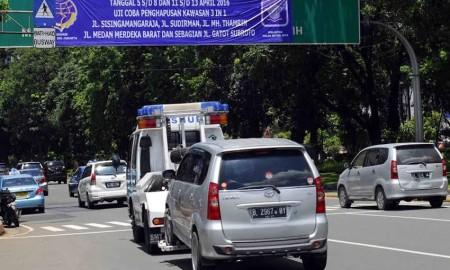 Ahok Hapus Jalur 3 in 1 di Jakarta