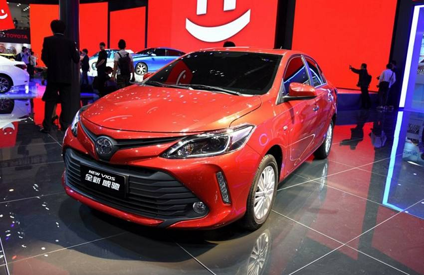 Toyota Vios Facelift