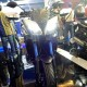 Beli Yamaha MT-09 Tracer di IIMS 2016 Dapat Knalpot Akrapovic dan Helm Arai