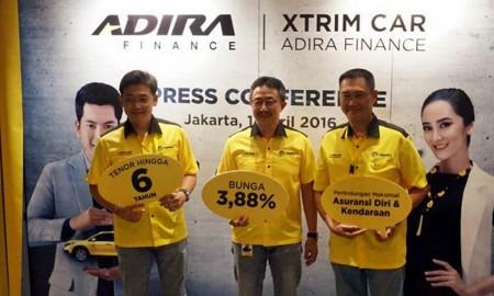 Adira XTRIM Car Kredit Mobil Baru dengan Proses Cepat