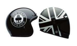 Helm Bell dan Ace Cafe
