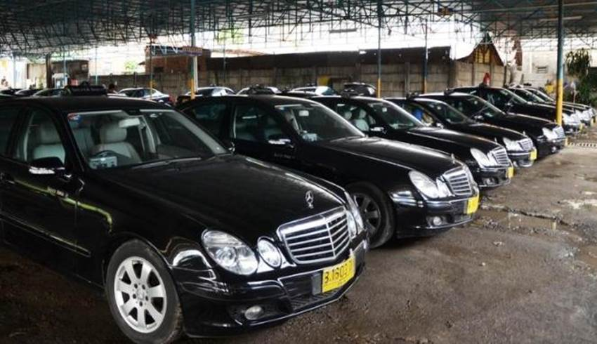 Mercedes Bekas Taksi Alternatif Mobil Mewah
