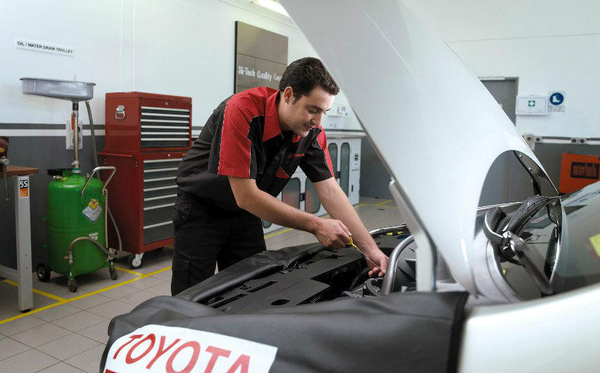 Toyota Beyond Service