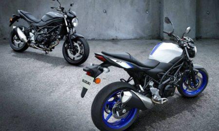 2017 Suzuki SV650