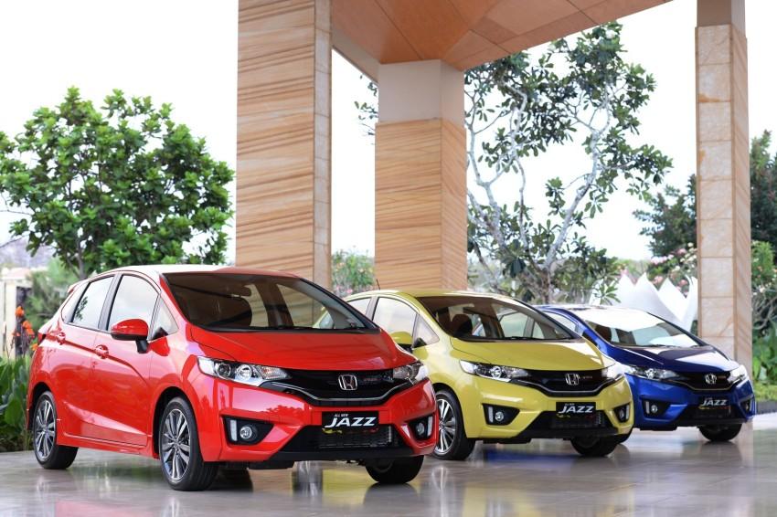 Penjualan Honda April 2016