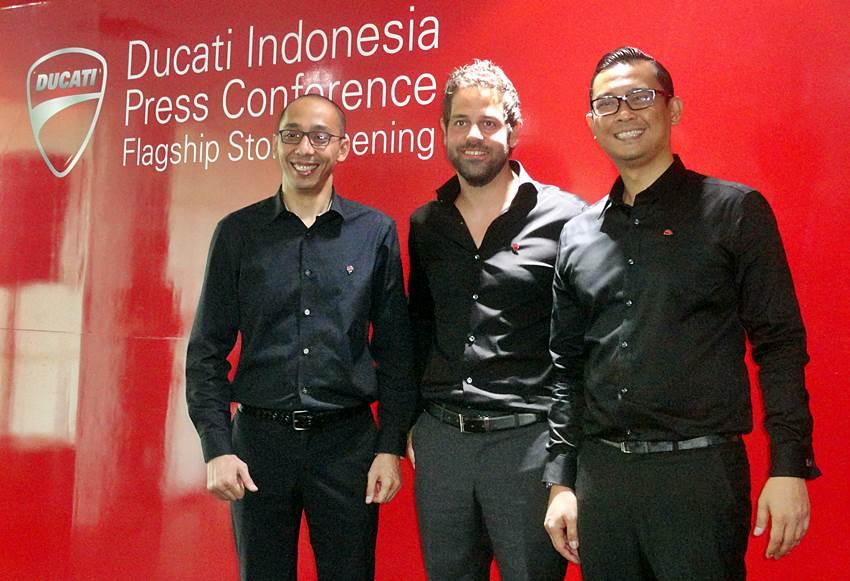 Flagship Store Ducati Indonesia