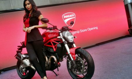 Flagship Store Ducati Indonesia