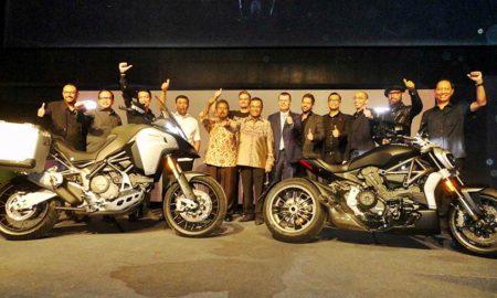 Ducati Multistrada 1200 Enduro dan Ducati XDiavel