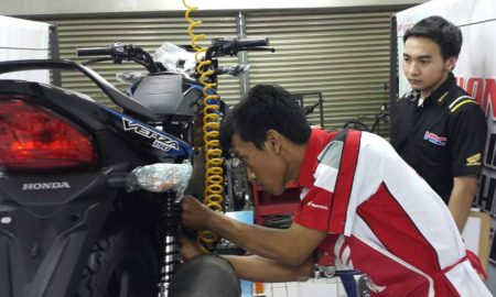 Honda Indonesia Technical Skill Contest 2016