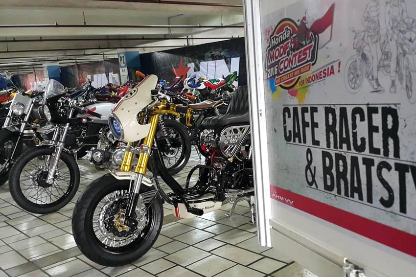 Honda Modif Contest 2016