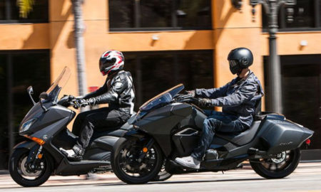 Honda NM4 vs Yamaha TMAX