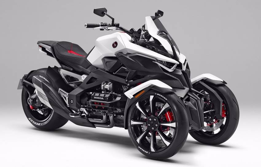 Motor Roda Tiga Honda