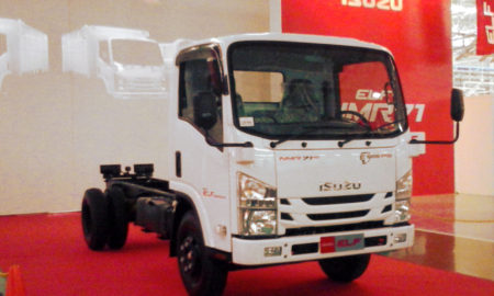 Isuzu Elf NMR F7