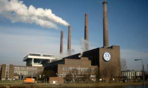 Skandal Emisi Gas Buang VW