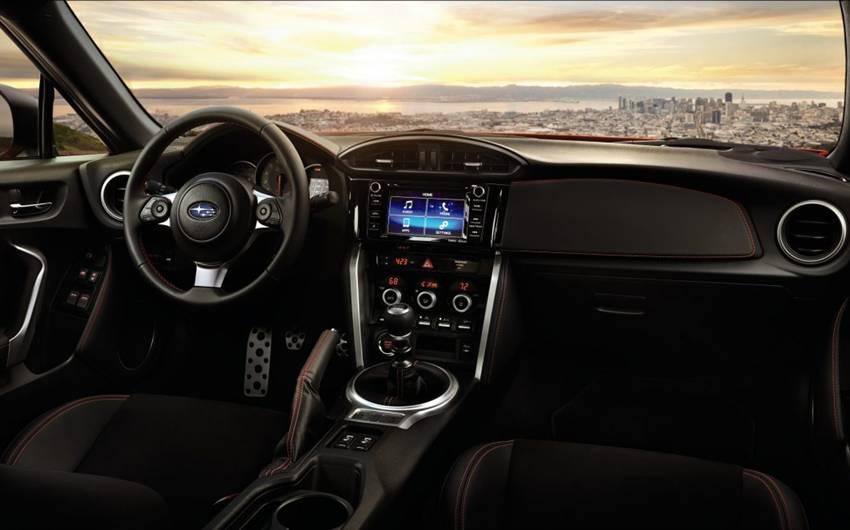Subaru BRZ Facelift