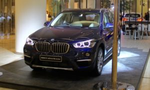 All New BMW X1