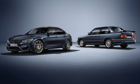 BMW M3 Edisi 30 Tahun