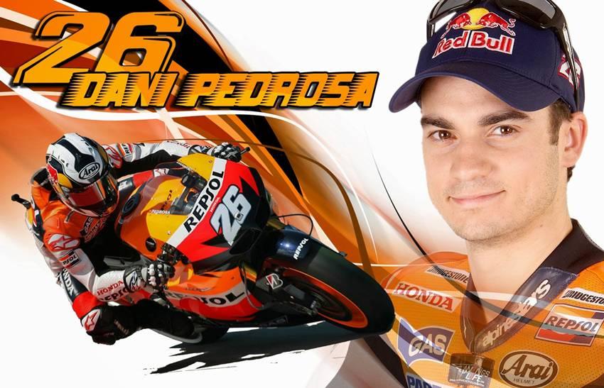 Dani Pedrosa Digoda Rossi Untuk Gabung Ke Yamaha Autosid