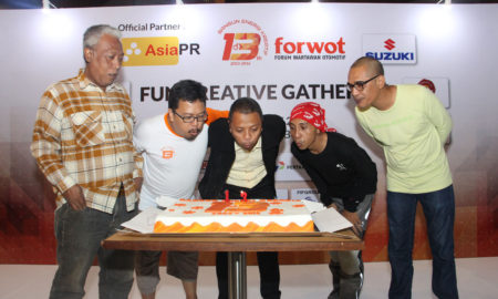 HUT FORWOT 13th