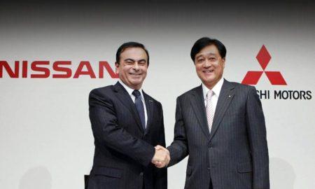 Nissan Akuisisi Saham Mitsubishi