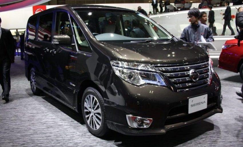 Nissan Serena Generasi Kelima