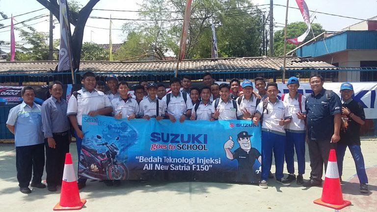 Suzuki All New Satria F150