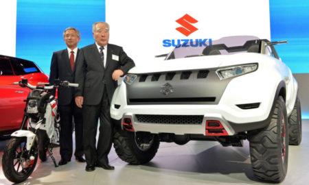 Osamou Suzuki