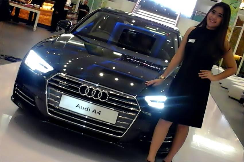 All New Audi A4