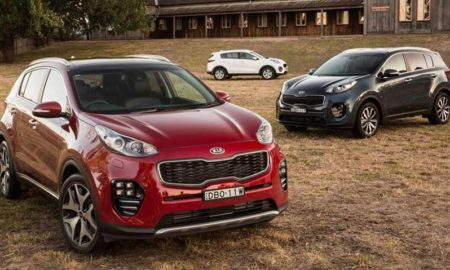 All New Kia Sportage 2016