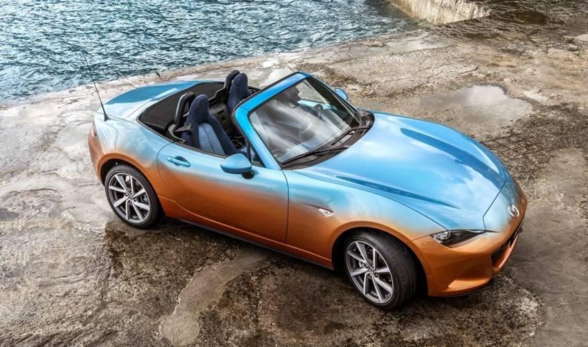 Modifikasi Mazda MX-5