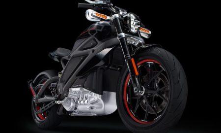 Motor Listrik Harley-Davidson