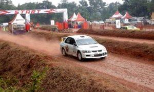 Pertamax Sprint Rally Championship 2016