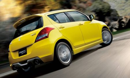 Suzuki Swift Sport Terbaru