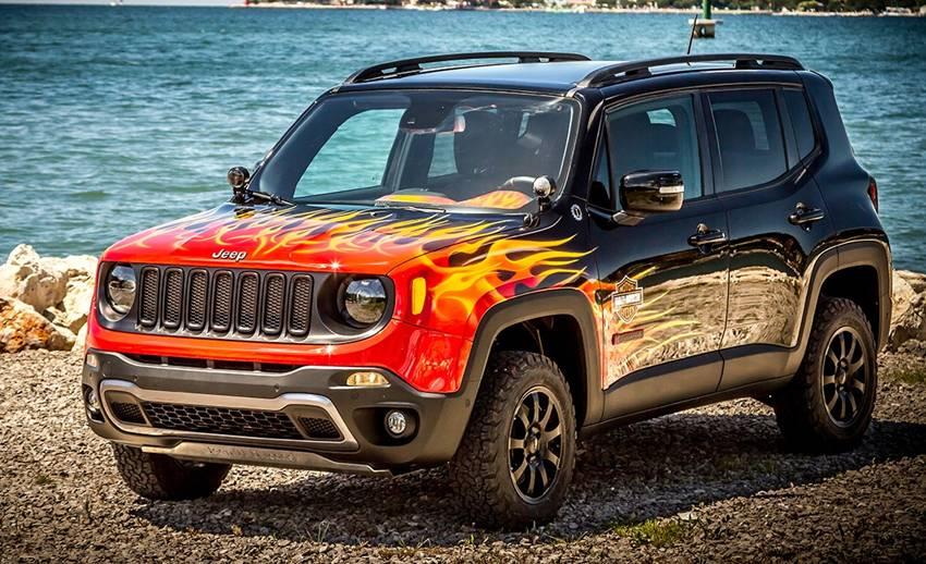 Jeep Renegade HOG