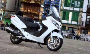 Maxsym 600i ABS
