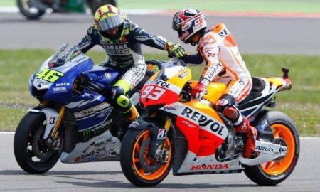 Rossi dan Marquez Berdamai
